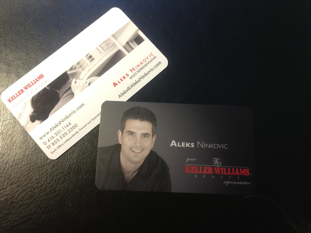 Kw Business Cards   Unlimitedgamers.co